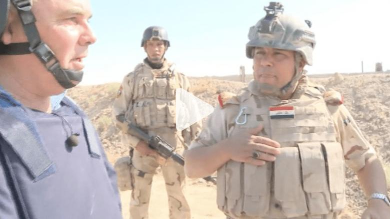 الجيش العراقي يفقد سيطرته على الطريق إلى بغداد لصالح داعش خطوة بخطوة