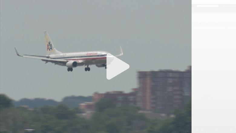"""ما الذي يجري.. هبوط اضطراري جديد لـطائرة تابعة لـ """"أمريكان أيرلاينز"""""""
