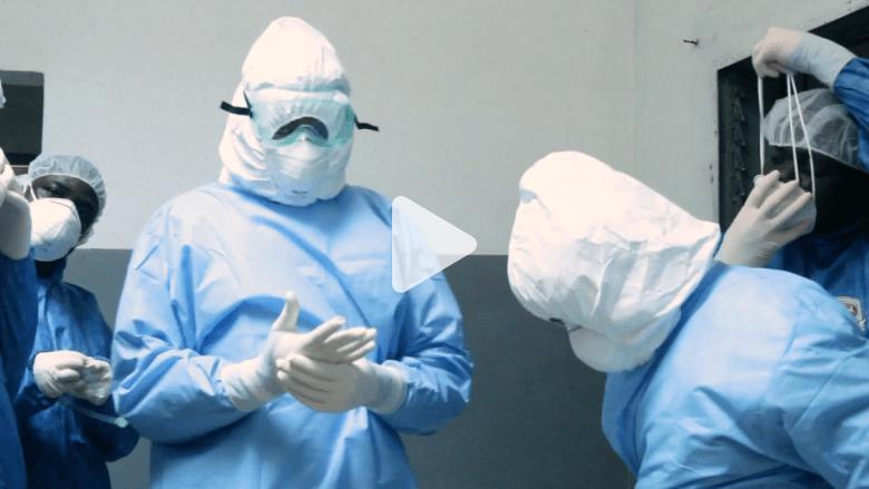 """أمل بالتوصل للقاح مضاد لإيبولا و """"مئات الآلاف من الجرعات"""" بحلول منتصف 2015"""