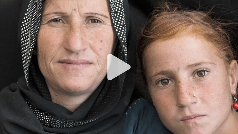 بعيداً عن معارك داعش.. ماذا يعني الوشم للنساء الكرديات في كوباني؟