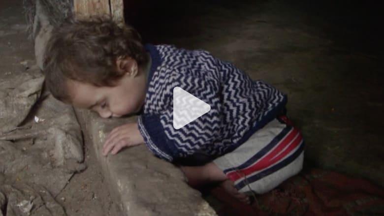 بالفيديو.. لاجئو سوريا يواجهون شتاءً قاسياً