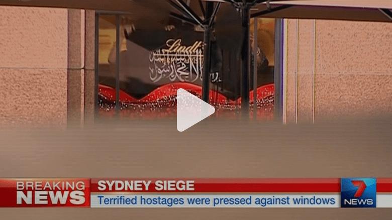 سيدني محاصرة.. ورهائن محتجزون.. ومسلح يطلب علم داعش