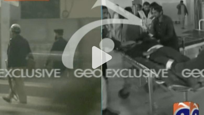 بالفيديو: 126 قتيلا في هجوم على مدرسة باكستانية
