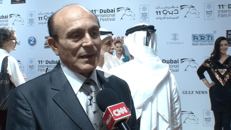 محمد صبحي: الفن سينهي العهود الظلامية في مجتمعاتنا