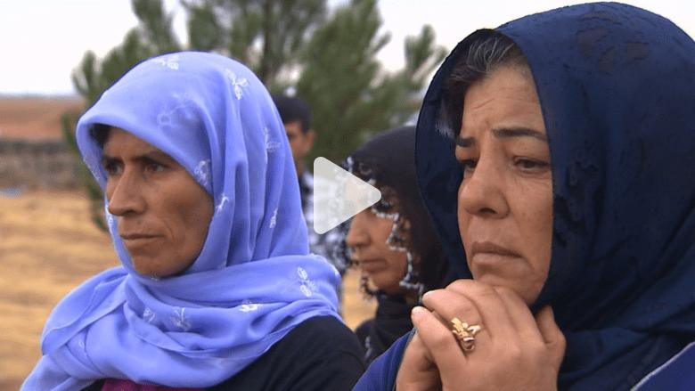 أكراد: تركيا تشارك داعش في قتل أحبائنا