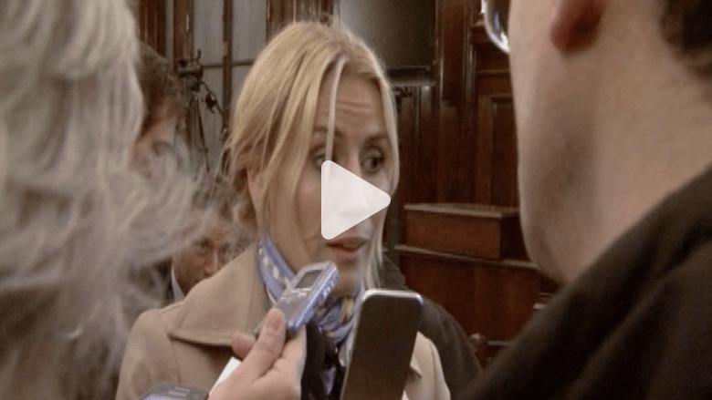عارضة أزياء أرجنتينية تقاضي غوغل: أنا لست عاهرة