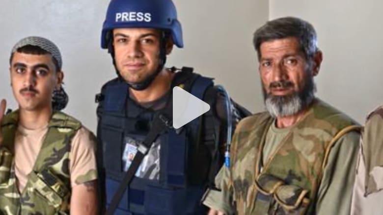 مصور إيطالي يروي قصته في سوريا