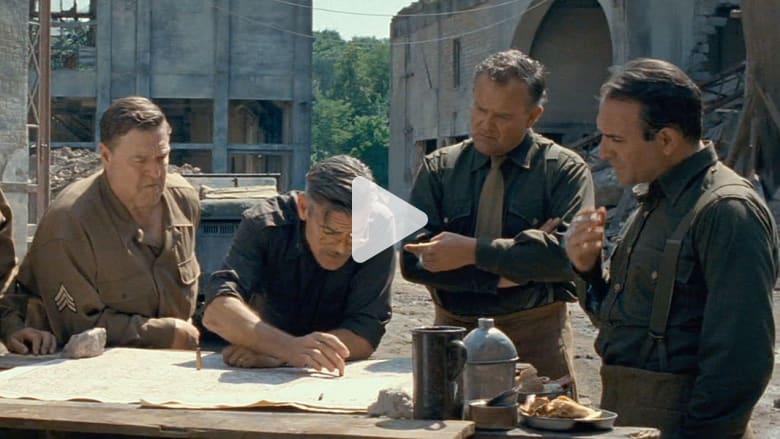 رجال الآثار.. قصة واقعية من عهد النازيين