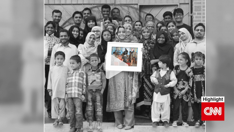 مدرسة الأحلام بباكستان.. بدأت بـ 10 طلاب ولديها أكثر من 1000 الآن