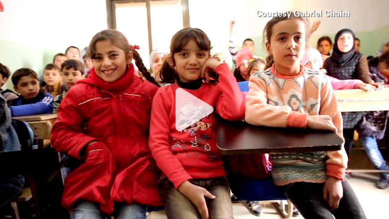 كيف يتعلم الأطفال في حلب المحاصرة؟