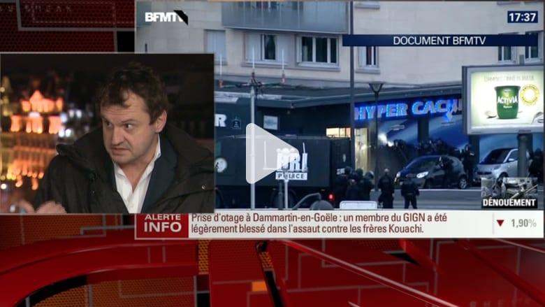 """مؤلف """"القاعدة في فرنسا"""": باريس """"ضعيفة للغاية"""" لحماية نفسها"""