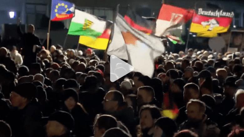 مظاهرات ضد الإسلام وأخرى مؤيدة له تقسِّم ألمانيا