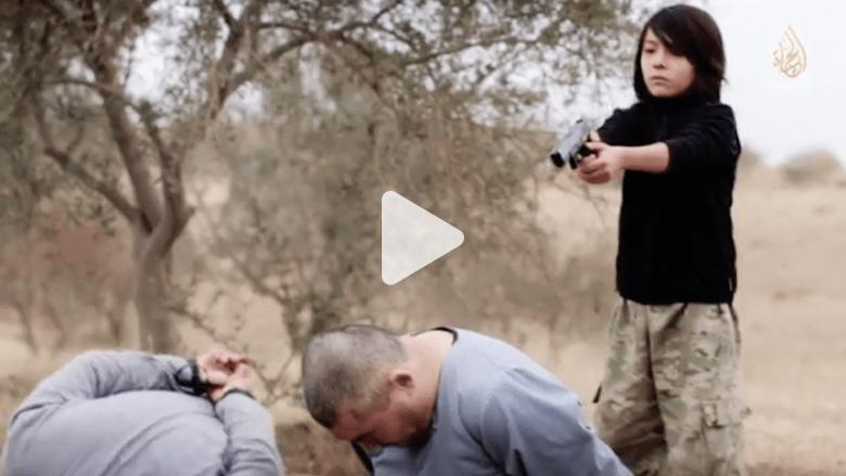 """طفل داعش"" يعدم رجلين وطفلة بوكو حرام تقتل 15 بهجوم انتحاري"