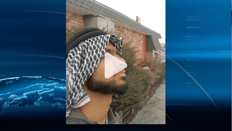 """والدة محمد حمزة لـ CNN: ابننا تعرض لـ """"غسيل دماغ"""" من قبل داعش"""