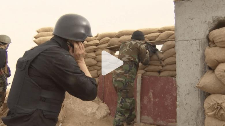"""800 متر عن مواقع """"داعش"""" .. تقييم ميداني ورؤية أوضح لأوضاع البيشمرغة"""