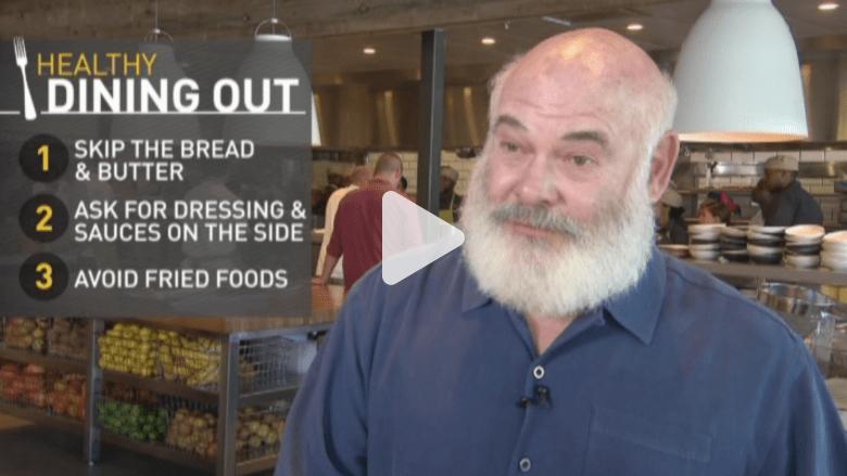 بخبرة تمتد 45 عاما.. استراتيجية للأكل الصحي من د. اندرو