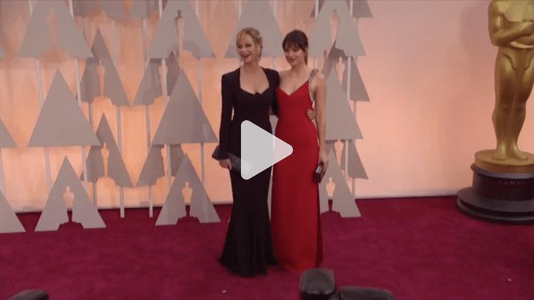 بالفيديو.. أبرز أزياء المشاهير خلال حفل الأوسكار في 90 ثانية
