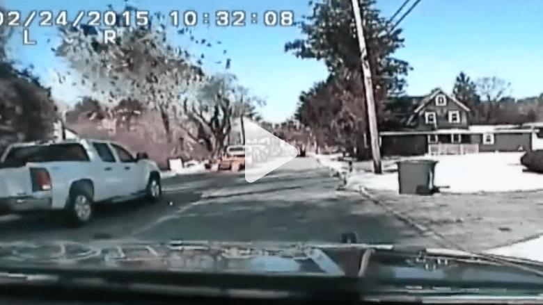 بالفيديو.. شاهد لحظة انفجار هائل في نيوجيرسي