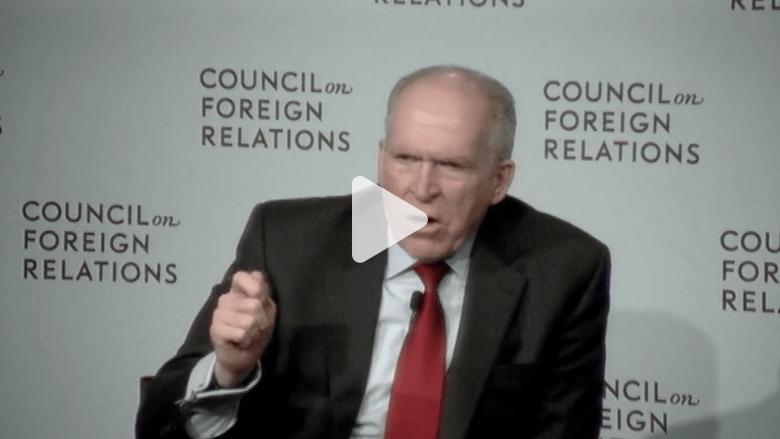 """مدير CIA : """"داعش"""" مجموعة من مختلي العقل والمجرمين ولا صفة دينية لهم"""