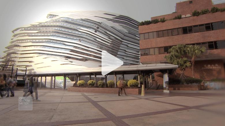 مبنى للتصميم في هونغ كونغ..يفوق التصاميم التي عرفناها يوماً