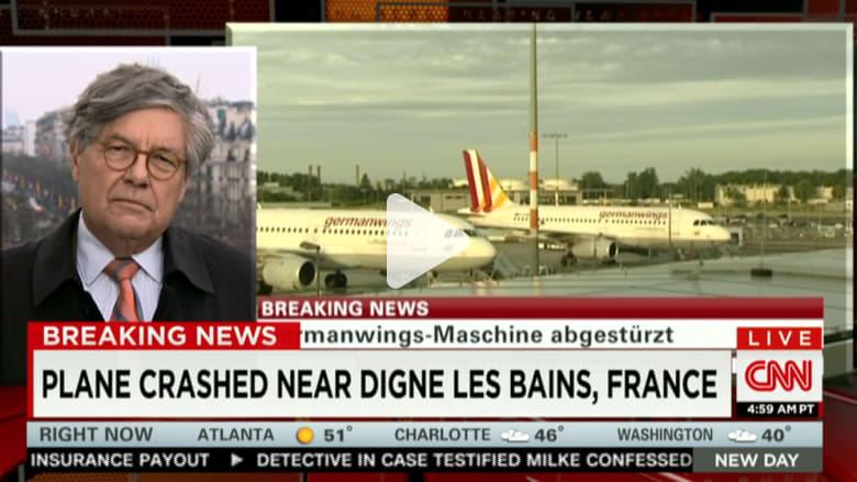 بالفيديو: تقارير تفيد بسيطرة قائد الطائرة عليها حتى لحظة الاصطدام