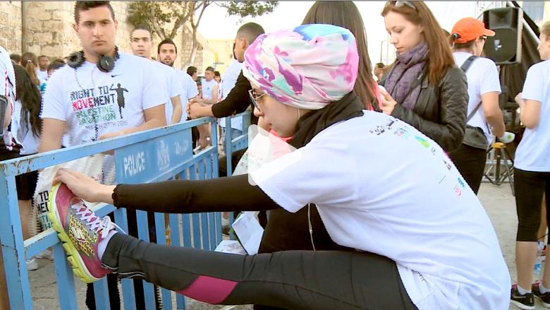 ماراثون فلسطين.. حيث يركض الشعب من أجل الحرية