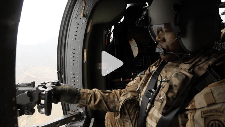 شاهد: أمريكا تحزم حقائب الرحيل بأفغانستان.. القتال ولى إلى غير رجعة