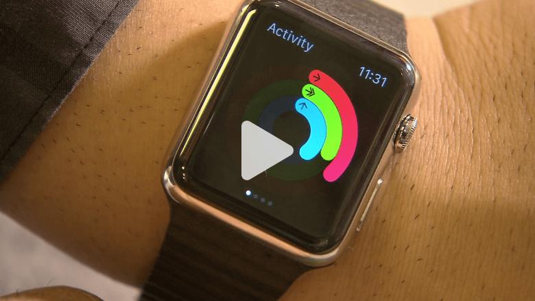 ساعة أبل .. شاهد تطبيقاتها وماذا يقول عنها المستخدمون؟