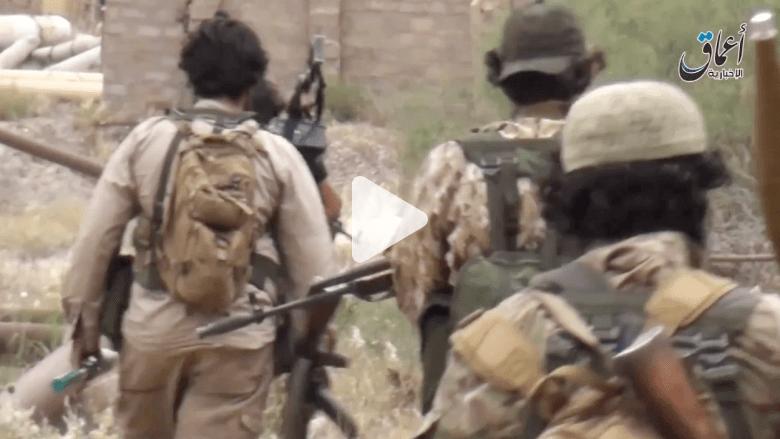 """بالفيديو .. هجوم """"داعش"""" على مصفاة """"بيجي"""" النفطية ونفي عراقي لسيطرة التنظيم"""