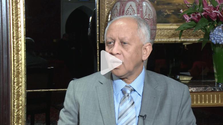 ياسين لـCNN: العمليات ضد الحوثيين وصالح لم تنته.. اليمن بمجلس التعاون قريبا وسفن إيران دليل تورط