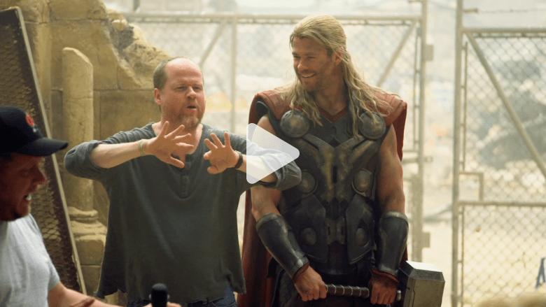 أبطال The Avengers يتحدثون عن الجزء الجديد من الفيلم