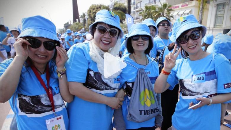 شركة صينية ترسل 6500 من موظفيها في رحلة مدفوعة التكاليف إلى فرنسا
