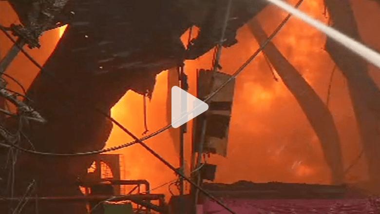 الفلبين: 72 قتيلا باحتراق مصنع.. والآباء يعجزون عن التعرف على فلذات أكبادهم