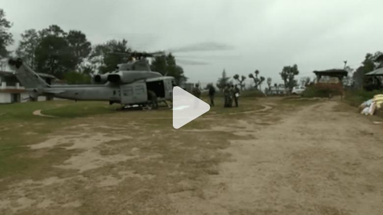 العثور على 3 جثث في موقع تحطم مروحية عسكرية أمريكية في نيبال