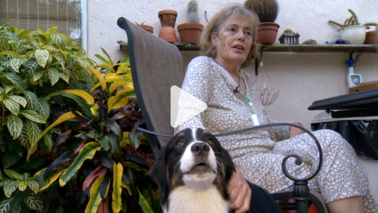 امرأة تحارب لصين اقتحما منزلها.. لتنقذ حياة كلبها