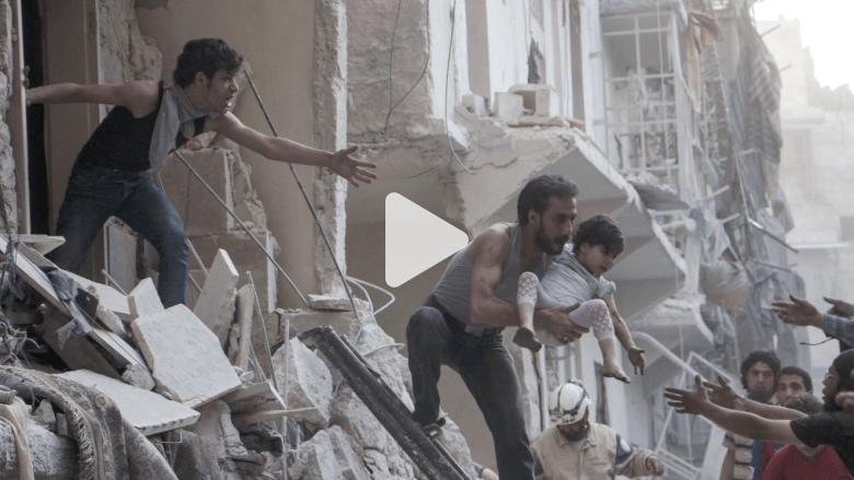 70 شخصا يسقطون في حلب بسبب البراميل المتفجرة
