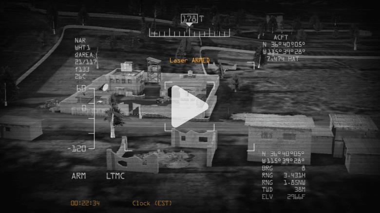 """صورة سيلفي من """"مغفل"""" تكشف مركز تحكم لداعش ليتم استهدافه"""