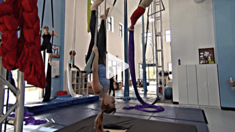 بالفيديو.. اللياقة البدنية الهوائية