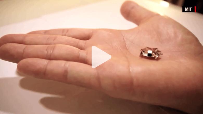بالفيديو.. روبوتات صغيرة جداً تحقن في الجسد للعلاج وتدمر نفسها ذاتيا