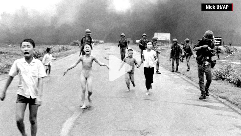 حصريا على CNN: الطفلة المحترقة أيقونة حرب فيتنام: أين هي اليوم وكيف تعيش؟
