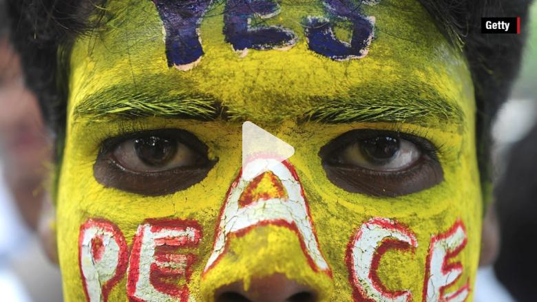 هل تعلم: عالم اليوم الأكثر أمانا وسلمية بتاريخ البشرية رغم انتشار الإرهاب