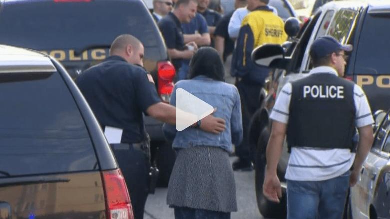 بالفيديو.. إخلاء المركز الإسلامي في نيوجيرسي بعد تلقي الشرطة تهديدا