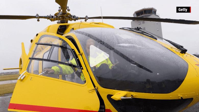 """الأمير ويليام """"خليفة العرش البريطاني"""" يعمل طيار مروحية إسعاف"""