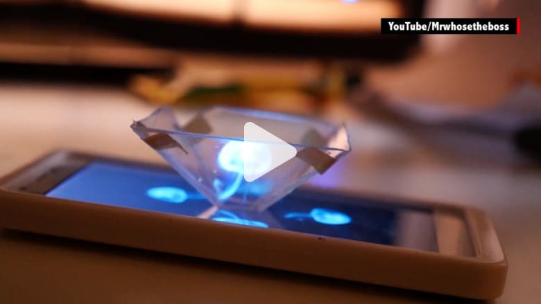 تعلم كيف تصنع صورا مذهلة ثلاثية الأبعاد باستخدام هاتفك الذكي