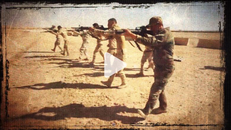 """بالفيديو.. """"البنتاغون"""" تواجه أزمة بعد وقوع مقاتلين سوريين دربتهم في قبضة """"النصرة"""""""