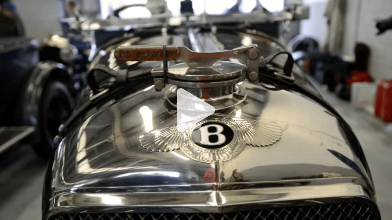 سيارات بنتلي.. قطع فنية من قبل الحرب العالمية الأولى تعمل إلى اليوم