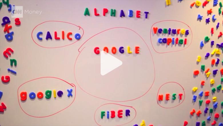 """بالفيديو.. تعرف على الشركة الأم الجديدة لـ""""غوغل"""""""