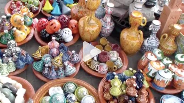 """بالفيديو.. هذا ما ستراه وتقتنيه عند زيارة العاصمة الإسماعيلية """"مكناس"""""""