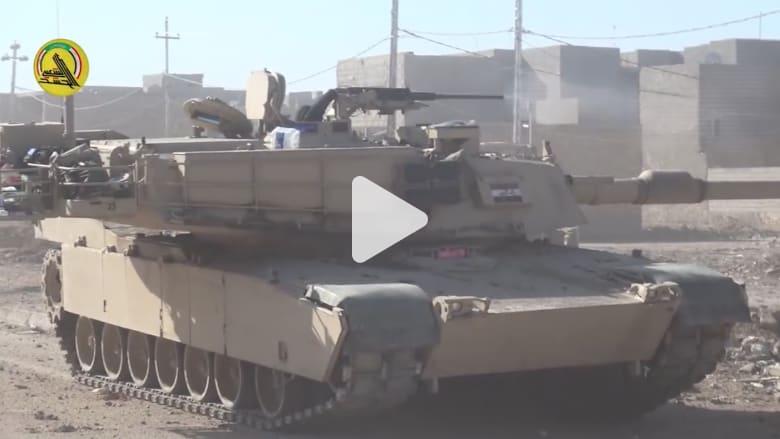 """شاهد.. معارك الجيش العراقي ضد """"داعش"""" في شوارع مدينة الرمادي"""