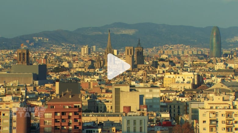 """ما الذي يجعل برشلونة إحدى أكثر المدن الأوربية """"ذكاءً""""؟"""